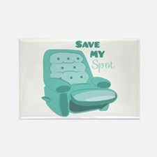 Save My Spot Magnets
