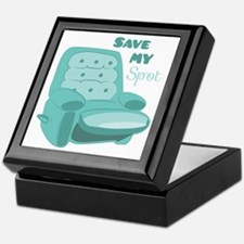 Save My Spot Keepsake Box