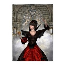 Beautiful Witch 5'x7'Area Rug