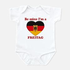 Freitag, Valentine's Day Infant Bodysuit