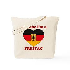 Freitag, Valentine's Day Tote Bag