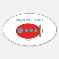 Skys The Limit Decal