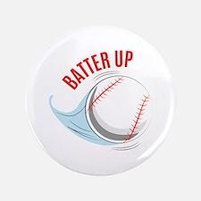 """Batter up 3.5"""" Button"""