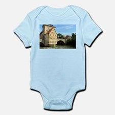 Old Town Hall, Bamberg, Germany, Europe Body Suit