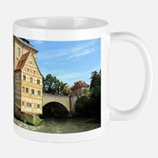 Old Town Hall, Bamberg, Germany, Europe Mugs