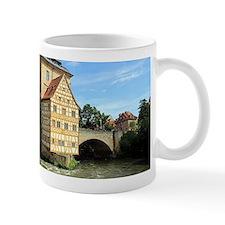 Old Town Hall, Bamberg, Germany, Europe Mugs