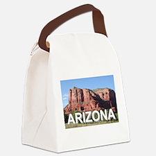 Arizona: rocks near Sedona, USA Canvas Lunch Bag