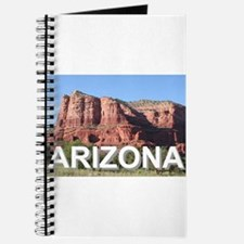 Arizona: rocks near Sedona, USA Journal