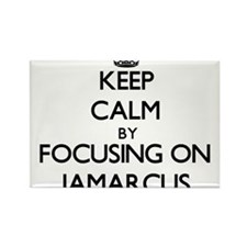 Keep Calm by focusing on on Jamarcus Magnets