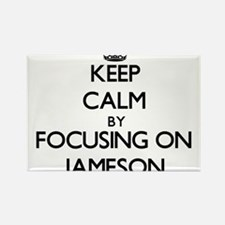 Keep Calm by focusing on on Jameson Magnets