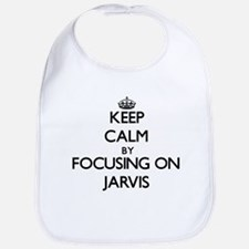 Keep Calm by focusing on on Jarvis Bib
