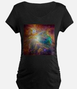 Chaos In Orion Maternity T-Shirt