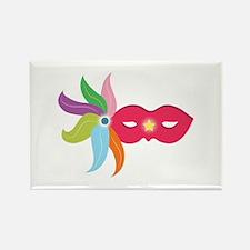 Masquerade Mask Magnets