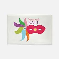 Masquerade Ball Magnets