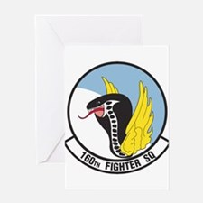 160th_fighter_squadron Greeting Cards