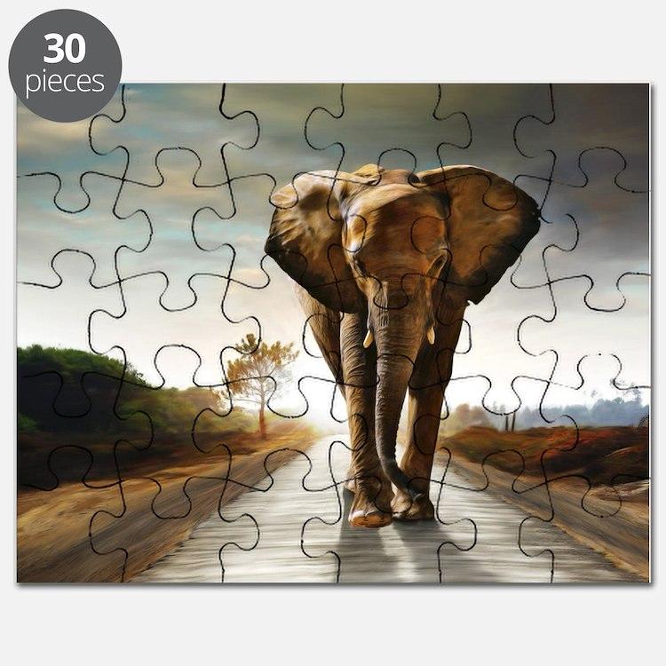 The Elephant Puzzle