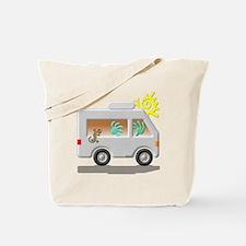 Motor Home Tote Bag