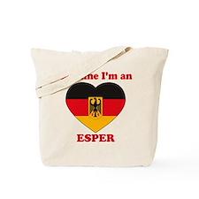 Esper, Valentine's Day Tote Bag