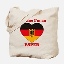 Esper, Valentine's Day Tote Bag