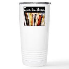 Cute I'm booked! Travel Mug