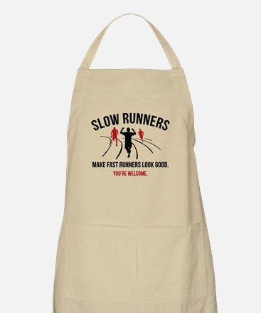 Slow Runners Apron