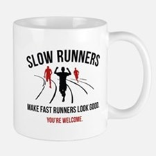 Slow Runners Mug