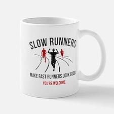 Slow Runners Small Small Mug