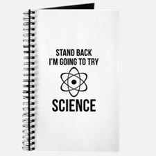I'm Going To Try Science Journal