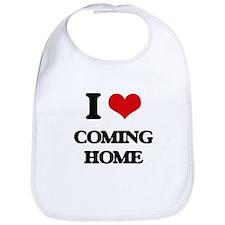 I love Coming Home Bib