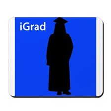 iGrad (female) Mousepad