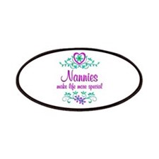 Special Nannie Patches