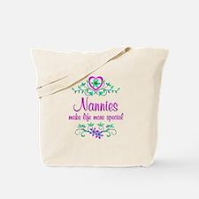 Special Nannie Tote Bag