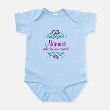 Special Nannie Infant Bodysuit