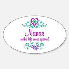 Special Nana Decal