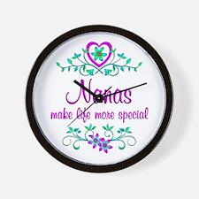 Special Nana Wall Clock