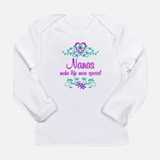 Special Nana Long Sleeve Infant T-Shirt