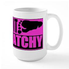 Keep it squatchy Pink Mug