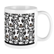 Lots of Dalmatians Mug