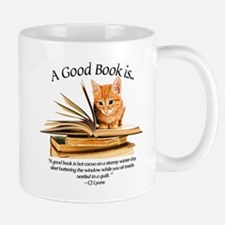 A good book is... Mugs