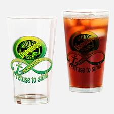 Dopeless2 Drinking Glass