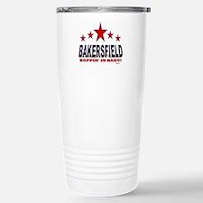 Bakersfield Boppin' In Stainless Steel Travel Mug
