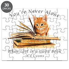 Unique Reading books Puzzle