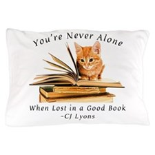 Unique Reading Pillow Case