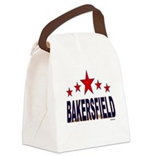 Bakersfield Canvas Lunch Bag