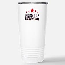 Bakersfield Stainless Steel Travel Mug