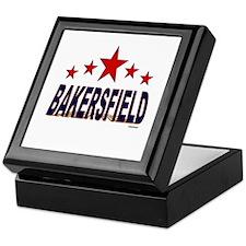 Bakersfield Keepsake Box