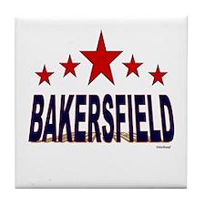 Bakersfield Tile Coaster