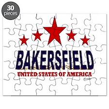 Bakersfield U.S.A. Puzzle