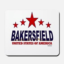 Bakersfield U.S.A. Mousepad