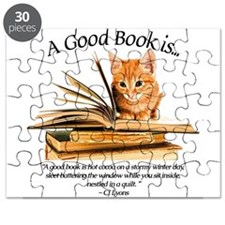 A good book is... Puzzle